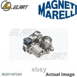 Throttle Body For Vw Audi Skoda Seat Caddy IV Estate Sab Saj Magneti Marelli