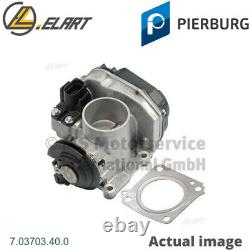 Throttle Body For Vw Polo 6n2 Aua Ape Ahw Lupo 6x1 6e1 Akq Bby Bora 1j2 Pierburg