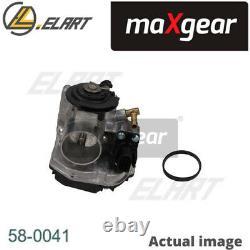 Throttle Body For Vw Seat Skoda Golf III 1h1 Aex Aee Vento 1h2 Apq Ahs Maxgear