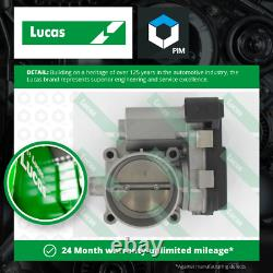 Throttle Body fits VW Lucas 03F133062B VOLKSWAGEN Genuine Top Quality Guaranteed