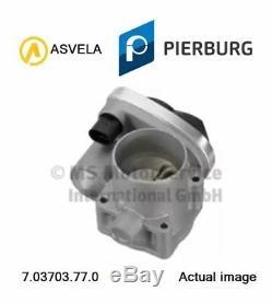 Throttle body for VW, SKODA, SEAT LUPO, 6X1,6E1, AQQ, AUB, POLO PIERBURG 7.03703.77.0