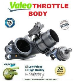 VALEO Throttle Body for VW Golf 1.6 TDI 16V Blue Motion 2009-2012