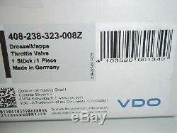 VDO 408-238-323-008z Throttle Body for Arosa, Cordoba, Fabia, Bora, Golf, Polo e