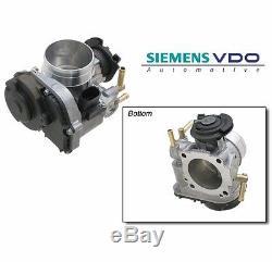 VDO Throttle Body For VW Sedan Volkswagen Golf Jetta Beetle 2001 2000 99 98 1999