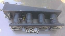 VW 16V Turbo Inlet Manifold with vr6 Drosselklappenflansch/ Kr Pl 9A 1,8L