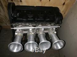 VW 45mm DTH Jenvey Throttle Bodies Abf KR 16v Mk1 Mk2 Golf