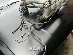 VW CORRADO 2.0 9A INLET MANIFOLD+INJECTORS+FUEL LINES THROTTLE BODY ETc GOLF 16V