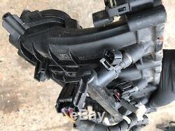 VW GOLF R 2.0 TFSI Mk 7.5 S3 8V DJH ENGINE INLET INTAKE MANIFOLD THROTTLE BODY