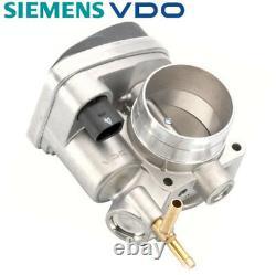 VW Golf Jetta Beetle 2.0L Fuel Injection Throttle Body Siemens/VDO O. E. M NEW