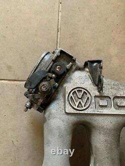 VW Golf Mk2 Mk3 Corrado 1.8 2.0 16V Big Port 50mm Intake Manifold Throttle Body