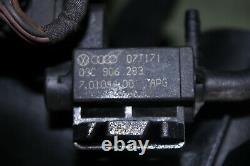 VW Golf V 5 1K Drosselklappe Regelventil Sensor Ansaugrohr 03C128063A 03C129617