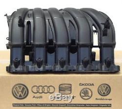 VW Intake Manifold 2.5 Jetta Beetle Passat Golf Rabbit 2005-2014