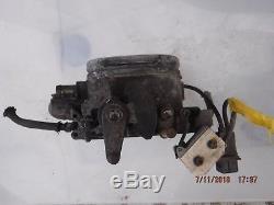 VW MK2 GOLF GTI 8v THROTTLE BODY B8 005 882 4 037 L DIGIFANT E REG (86) PETROL