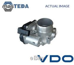 Vdo Throttle Body A2c59511705 P New Oe Replacement