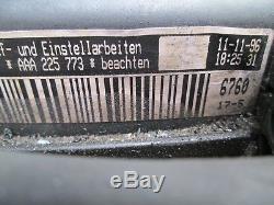 Volkswagen golf 2.8 vr6 engine complete with manifolds alternator throttle body