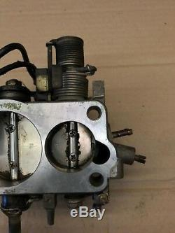 Vw Golf Cabrio Mk1 Mk2 1.8 Petrol Engine Throttle Body 118037063ad
