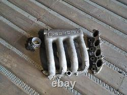 Vw Golf Mk3 Gti 16v Abf Inlet Manifold Both Parts Complete With Throttle Body