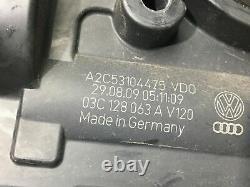 Vw Golf Mk6 2008-2012 1.4 Tsi Throttle Body/flap Motor 03c128063a Cav Cavd
