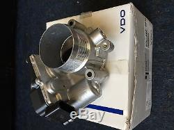 Vw Golf Passat Audi A3 A4 Tt Skoda 2.0 Tdi Air Supply Control Flap 03l128063e