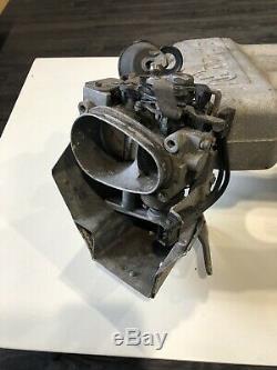 Vw MKI MK2 16v 2.0 42.5mm Intake Manifold & Throttle Body Golf Jetta Rabbit GTI