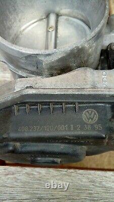 Vw Mk3 Golf 2.8 Vr6 Obd2 Genuine Vdo 408-237-120-001z Throttle Body