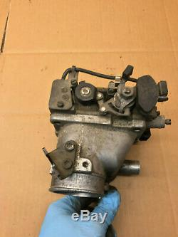 Vw Passat B3 Corrado Golf Mk2 1.8 8v G60 Engine Throttle Body Valve