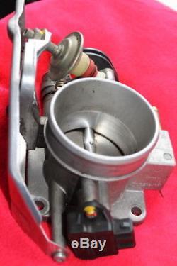 Vw VR6 2.9l ABV DROSSELKLAPPE Golf 3 Corrado Passat Syncro / throttle body