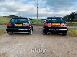 Vw mk2 golf gti 16v, low miles, throttle bodies, show car